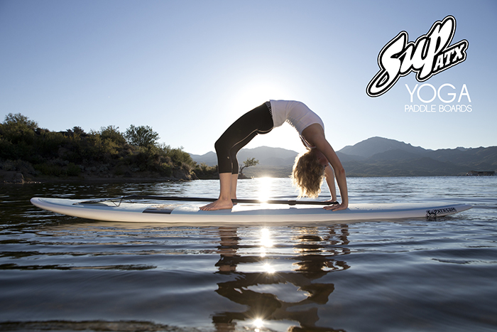 SUP ATX Adventure Yoga